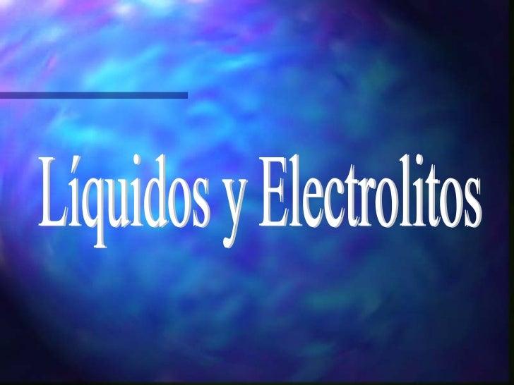 Liquidosyelectrolitos 2