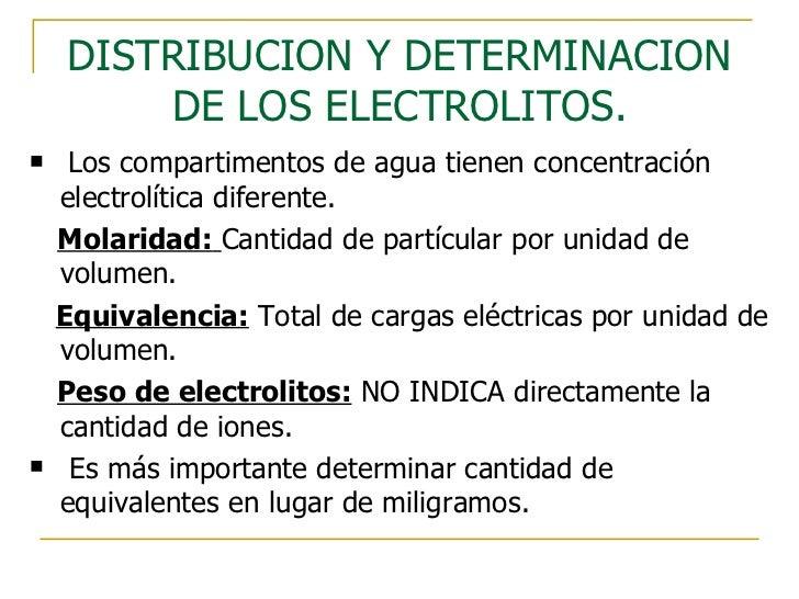 Liquidos Y Electrolitos Parte 2 Completa