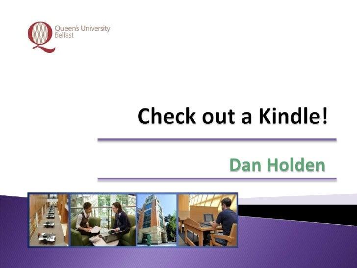 Dan Holden