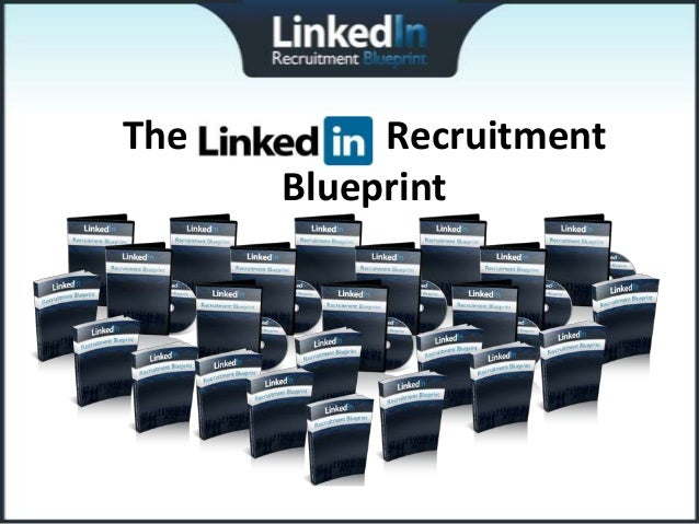 LinkedIn Recruitment Blueprint Demo