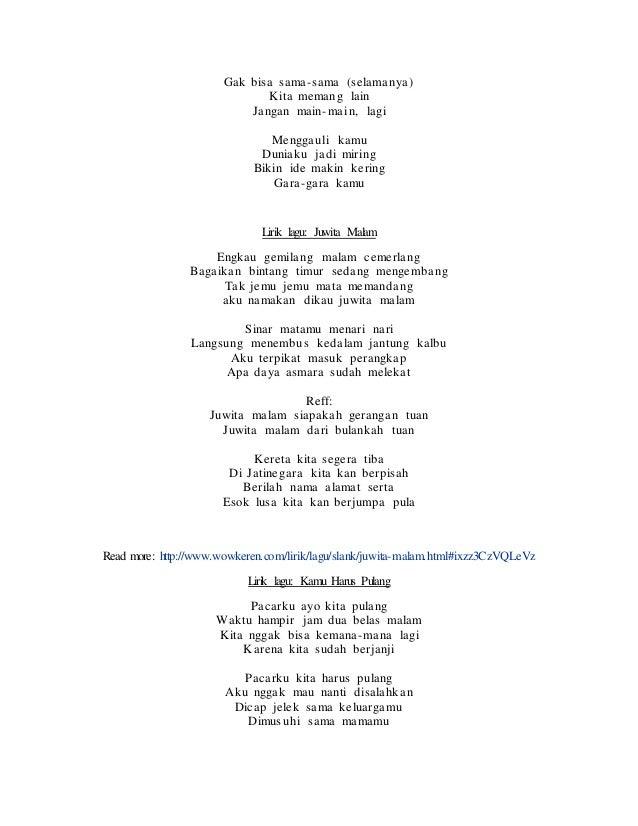 Lirik Dan Chord | lirik chord lagu kaulah harapan sari simorangkir 2016, lirik dan chord lagu ...