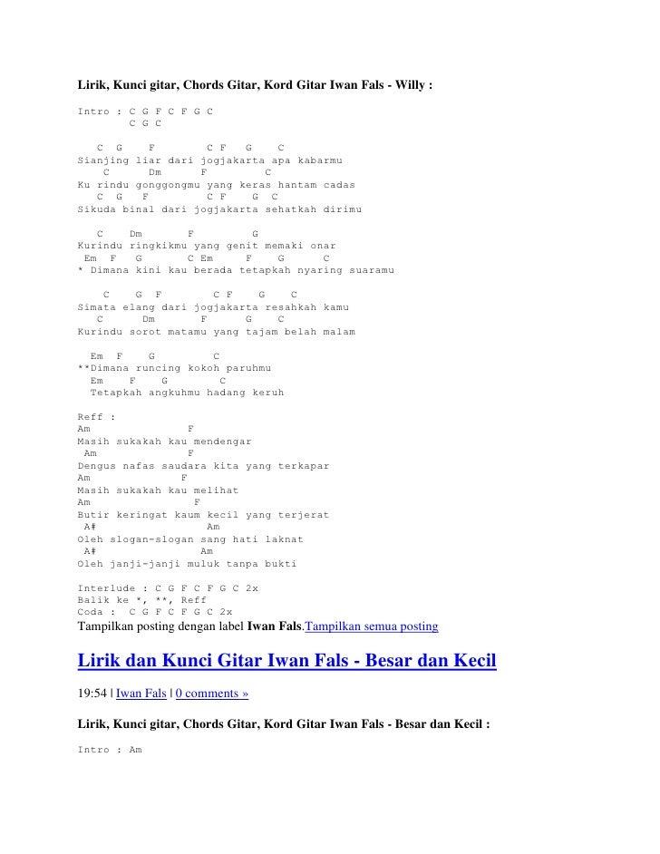 Chord lyric rhoma irama abadi muda ringtone ninasublatti Awet Muda Kunci Gitar