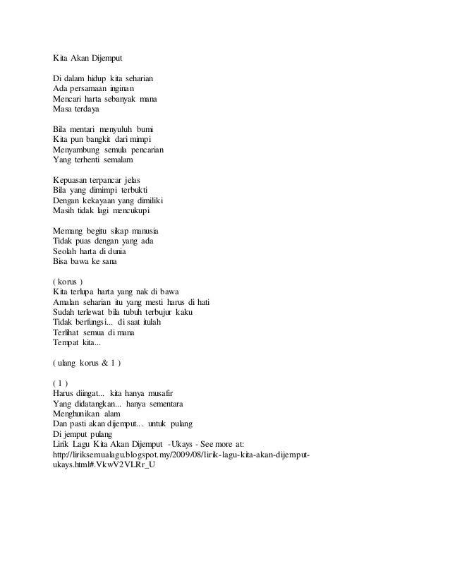 Lirik Lagu Slank Lirik Lagu Slank