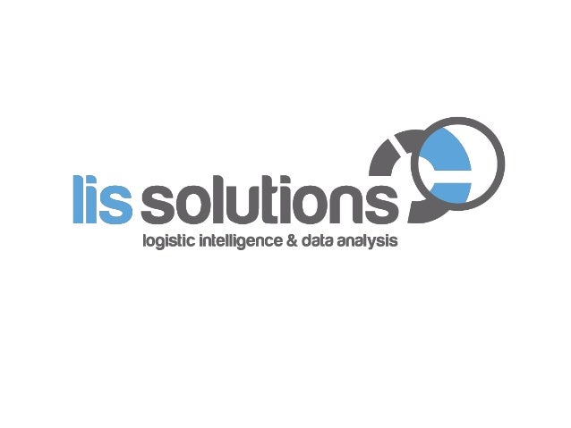 LIS Solutions. Presentación Corporativa