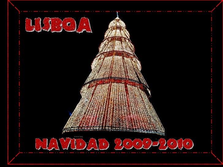 Lisboa Navidad 2009 10