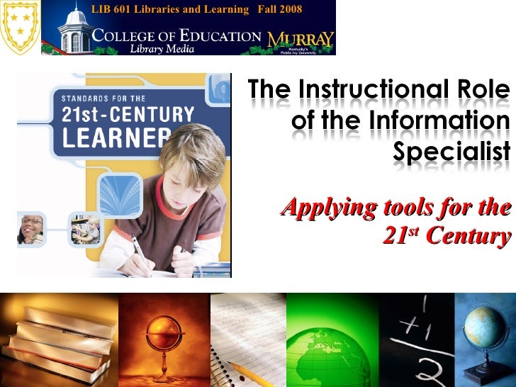 The Instructional Role of the Information Specialist
