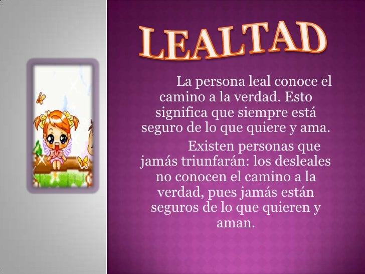 LEALTAD: Lissmona lissette 19