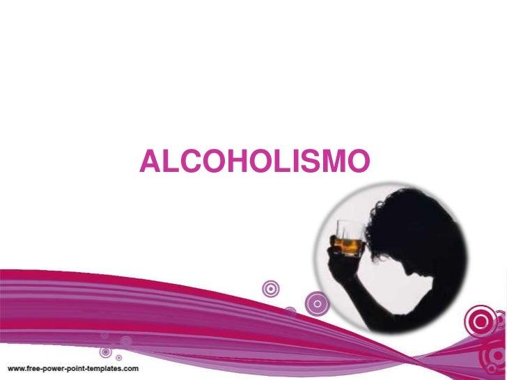 ALCOHOLISMO<br />