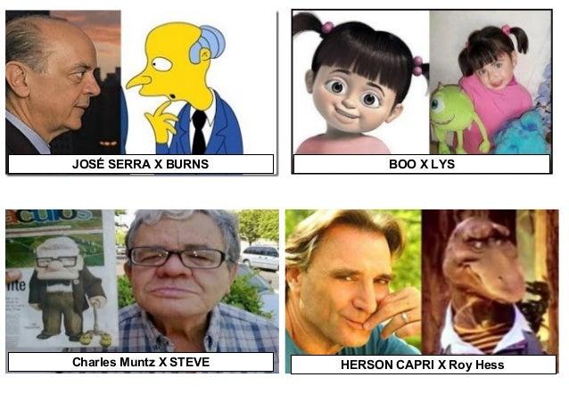 JOSÉ SERRA X BURNS BOO X LYSCharles Muntz X STEVE HERSON CAPRI X Roy Hess