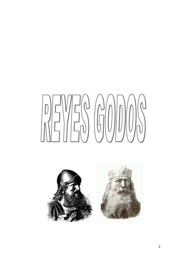 Lista de los reyes godos