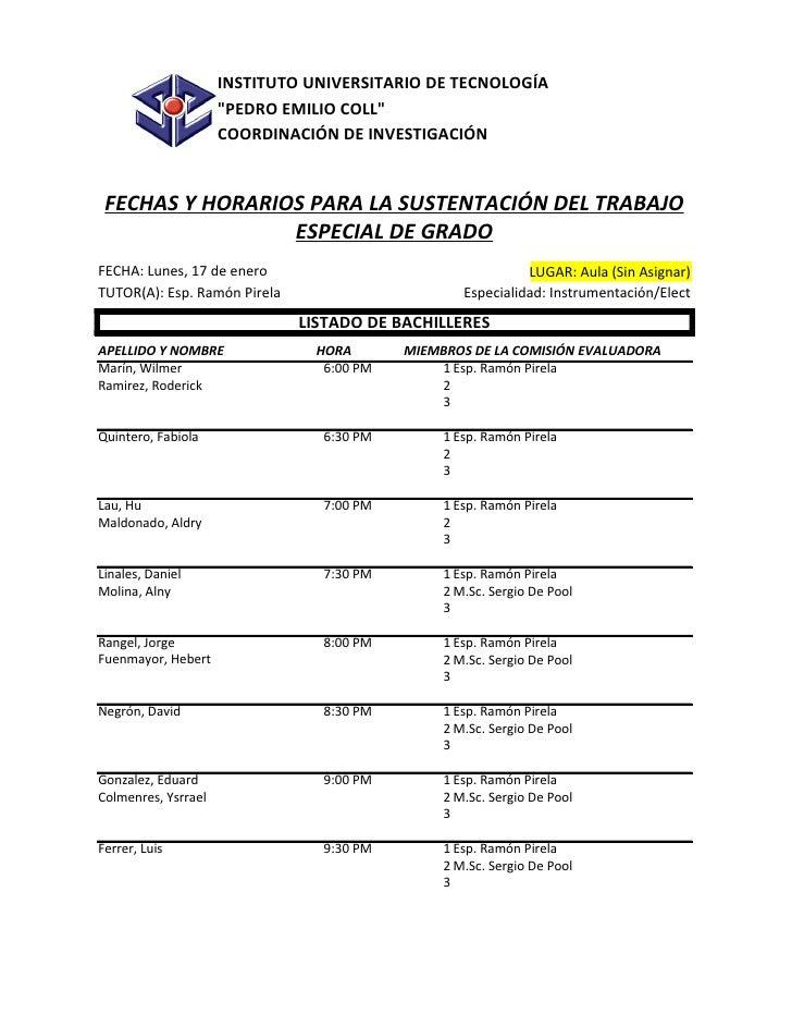 Lista de sustentacion (instr electr-inf)
