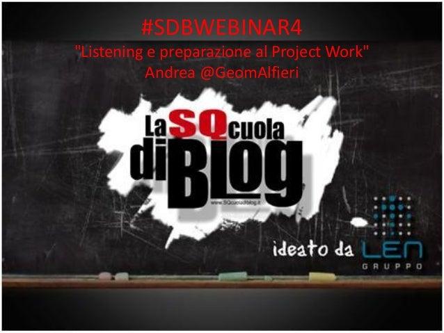 Listening Marketing Alfieri per SQcuola di Blog sqdb4