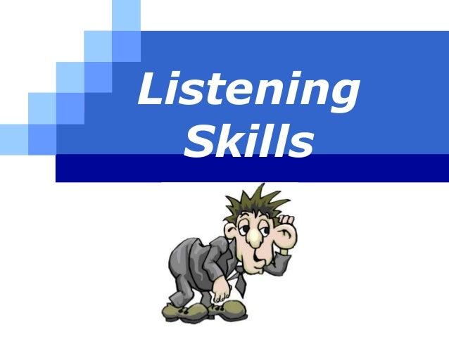 Listening  Skills  LOGO