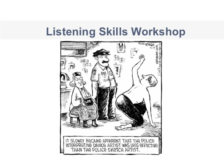 Listening Skills Workshop Leadership – From Mouth To Ear