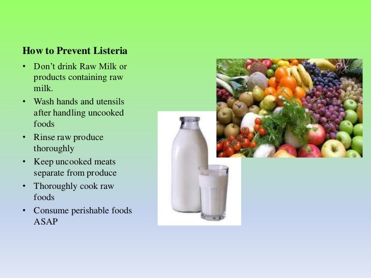 Image Result For Listeria