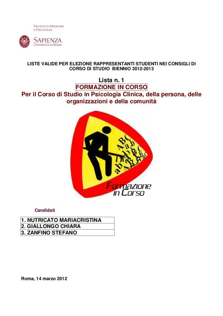 Liste valide elezioni_studenti_psi
