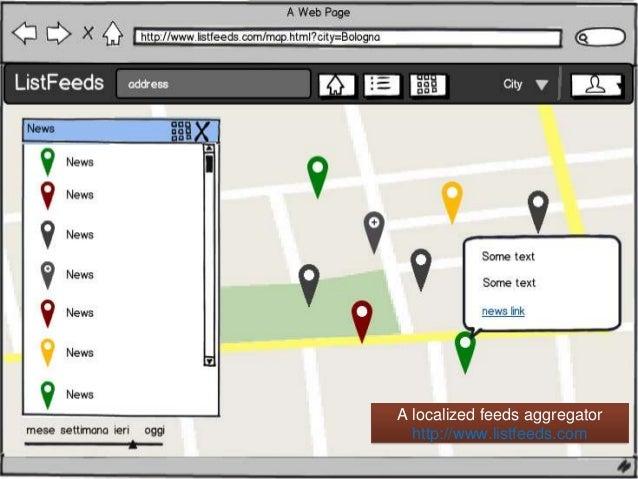 A localized feeds aggregator http://www.listfeeds.com