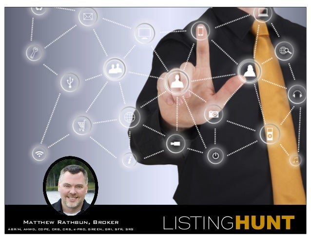 Real Estate Listing Hunt