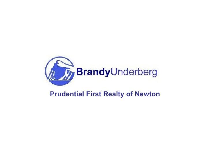 Brandy Underberg Listing Presentation