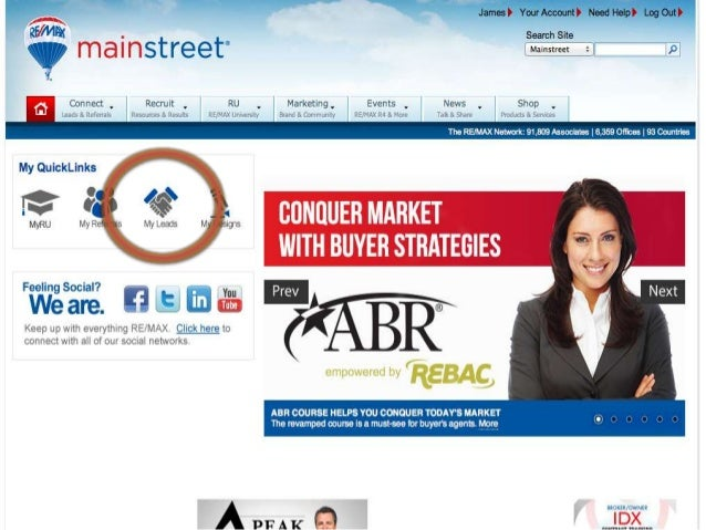 RE/MAX Estate Properties Listing Syndication