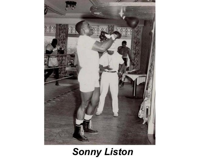 Sonny Liston - The Boxer