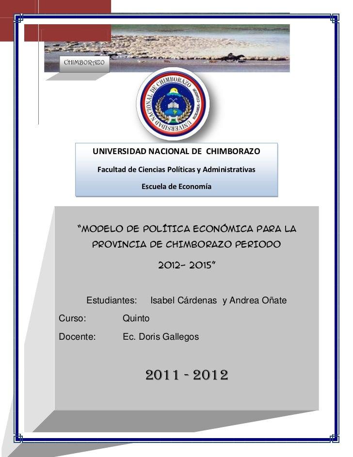 304165-324485<br />UNIVERSIDAD NACIONAL DE  CHIMBORAZOFacultad de Ciencias Políticas y AdministrativasEscuela de Economía<...