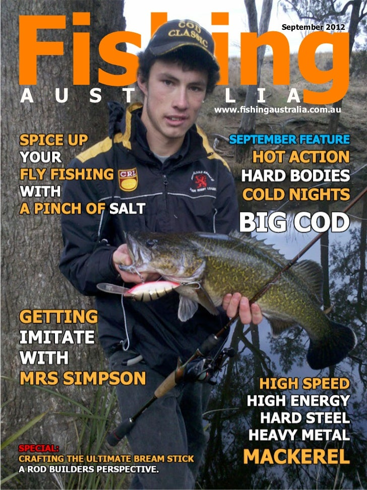Fishing Australia Magazine