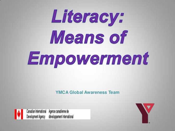 Literacy a local and global perspective