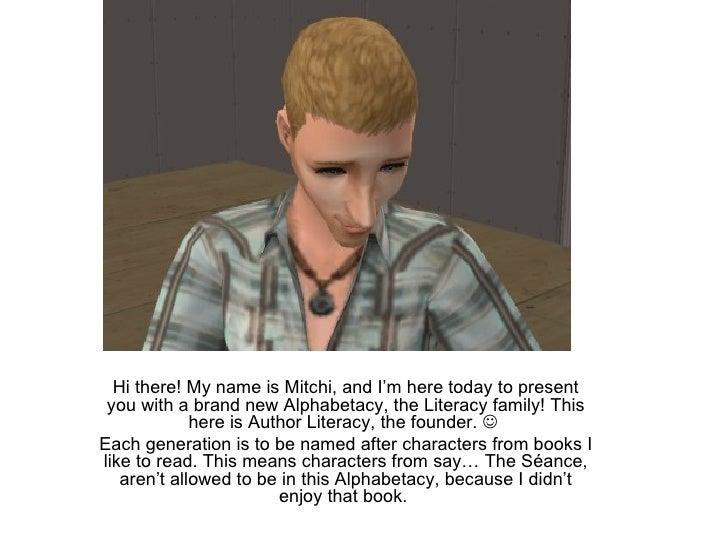 Literacy The Alphabetacy