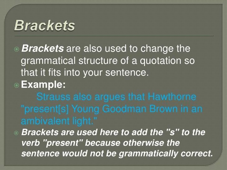 literary analysis of young goodman brown Free young goodman brown nathaniel hawthorne's  young goodman brown  is the story of a young man faced with the literary analysis.