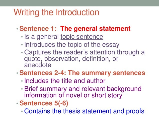 must include an introductory paragraph with a succinct thesis statement Submitted3must begin with an introductory paragraph that has a succinct thesis statement4must address the  center8must include a separate.