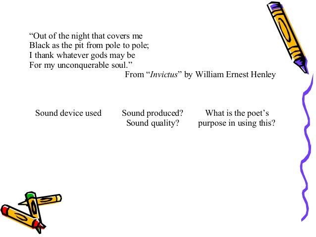 William Ernest Henley analysis
