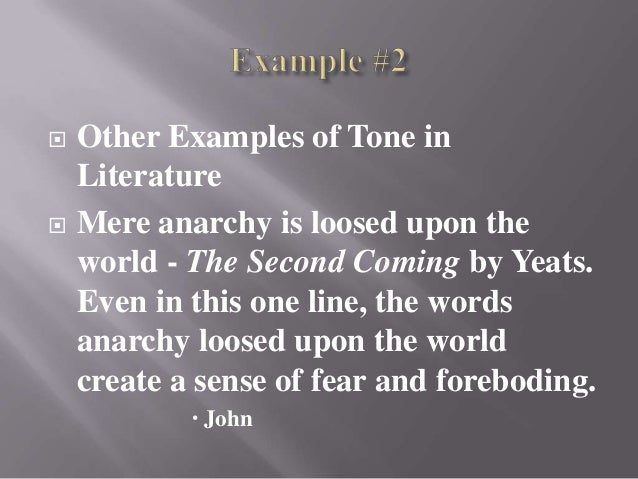 definition of tone in writing Tone and formality in academic writing their audience, and what kind of attitude/personality comes through in their writing tone, a term.