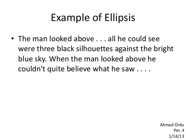 Ellipse Definition For Kids