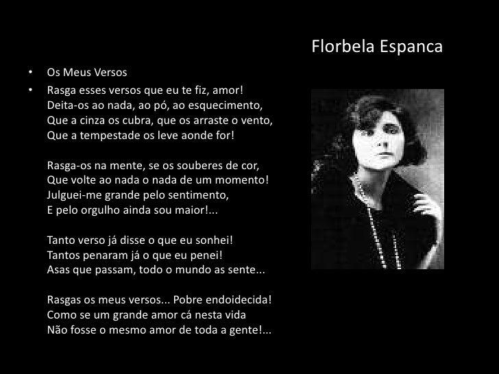 Florbela Espanca os meus versos