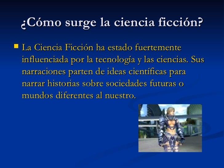 genero de ciencia ficcion literatura latina - photo#3