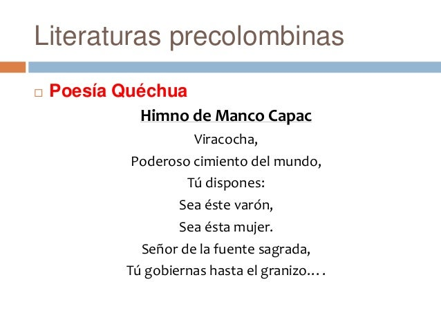 literatura hispanoamericana caracteristicas pdf