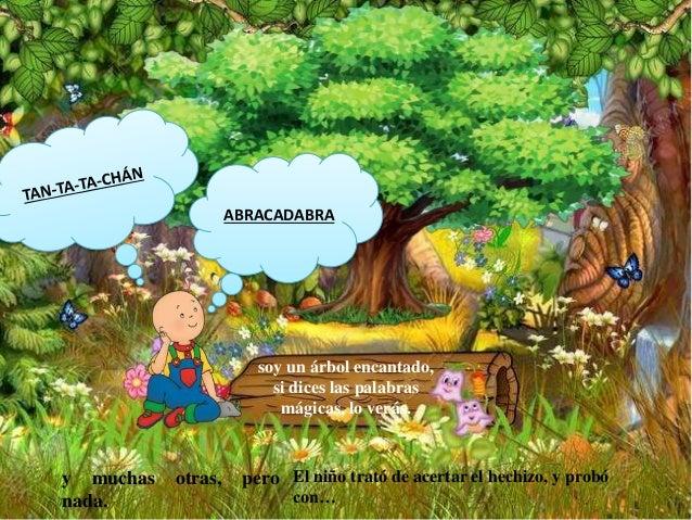 Literatura infantil - El arbol encantado ...
