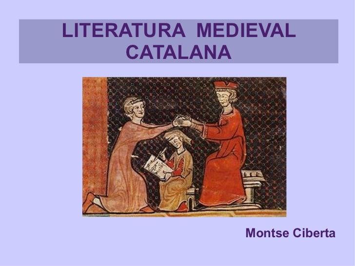 Literatura Medieval catalana