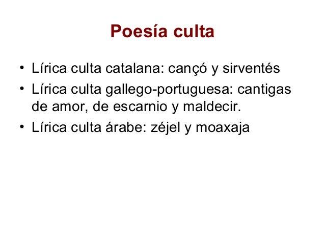 Literatura medieval - Amor en catalan ...