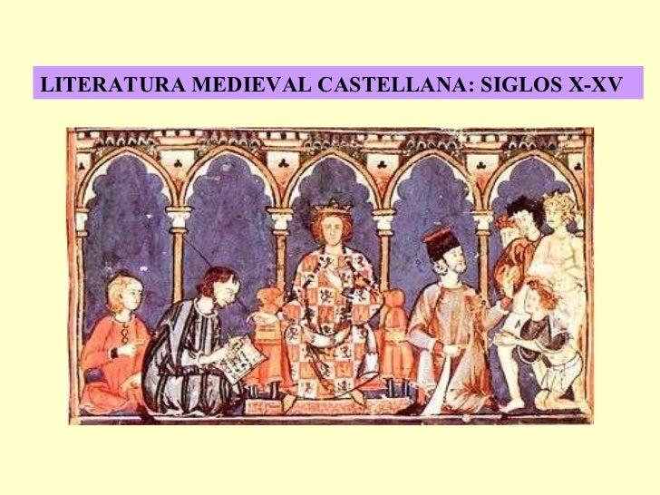 Literatura medieval castellana