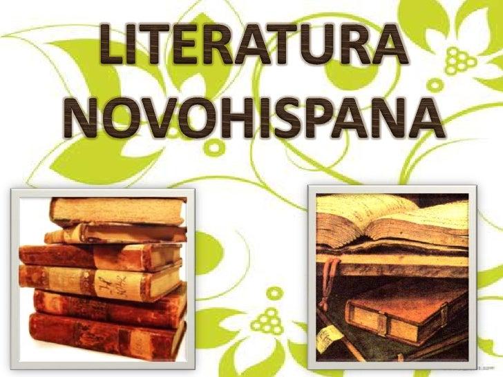 El término novohispano seemplea para referirse atodo aquello propio orelativo a la NuevaEspaña             (actualMéxico),...