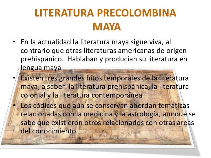 Precolombinas Mayas Precolombina Mayaen