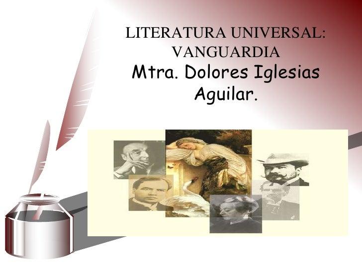 Literatura Universal Parte2