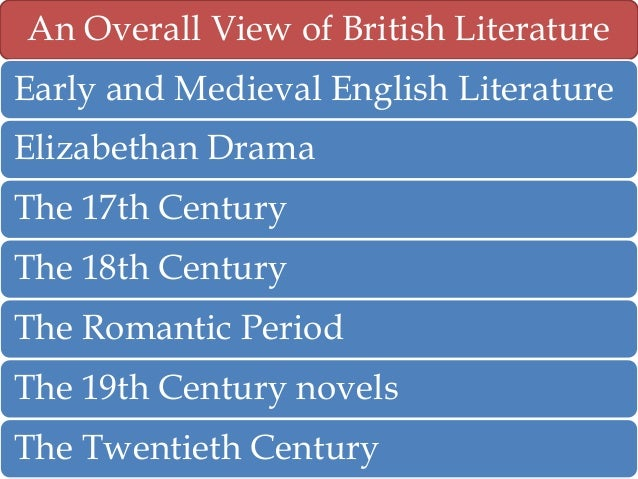 british literature from 19th century u Your suggestion of any useful sites related to english literature would be appreciated  19th century british authors 19th century resources (gopher .