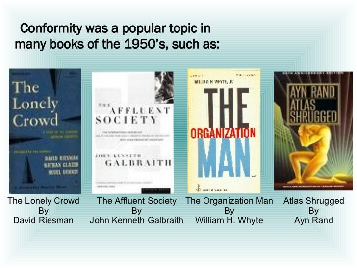 """the organization man by william whyte """"what is college after capitalism kills the organization man"""" -- tressie mcmillan cottom does anyone remember the organization man the name is the title of a book by william whyte."""