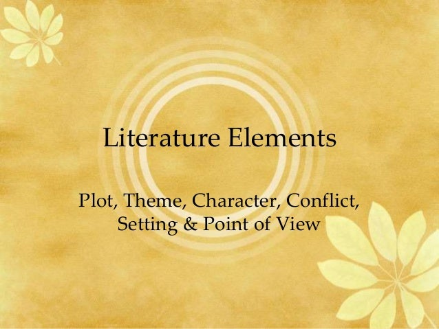 an analysis of the type of literary work of the sensational novel Literary analysis and literary theory  turn off all of your distractions and engage the work of literature on its  the poem's sensational and sensory.