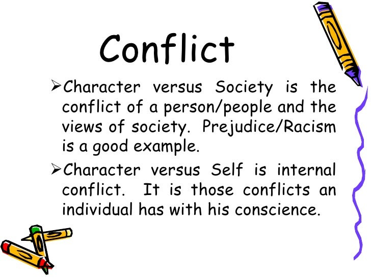 Essay on conflict