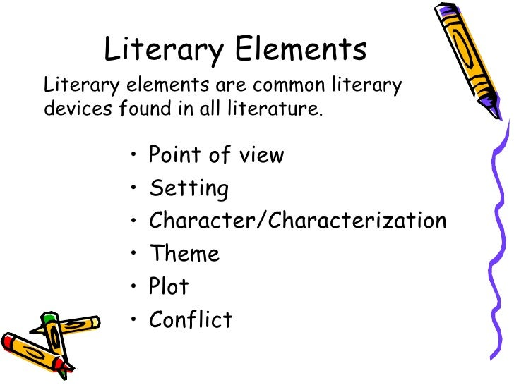 Literary Analysis Example
