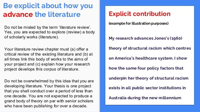Writing a Literature Review  handout thumbnail